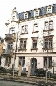Hausansicht Riesaer Straße 56
